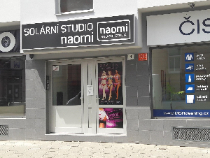 Solární studio Naomi