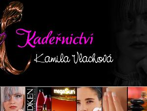 Kadeřnictví Kamila Vlachová