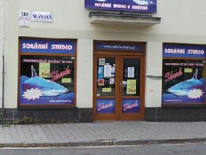 Solární studio Shark