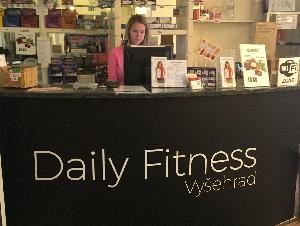 Daily Fitness Olgy Šípkové - Vyšehrad