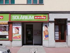 Solární studio SunCity